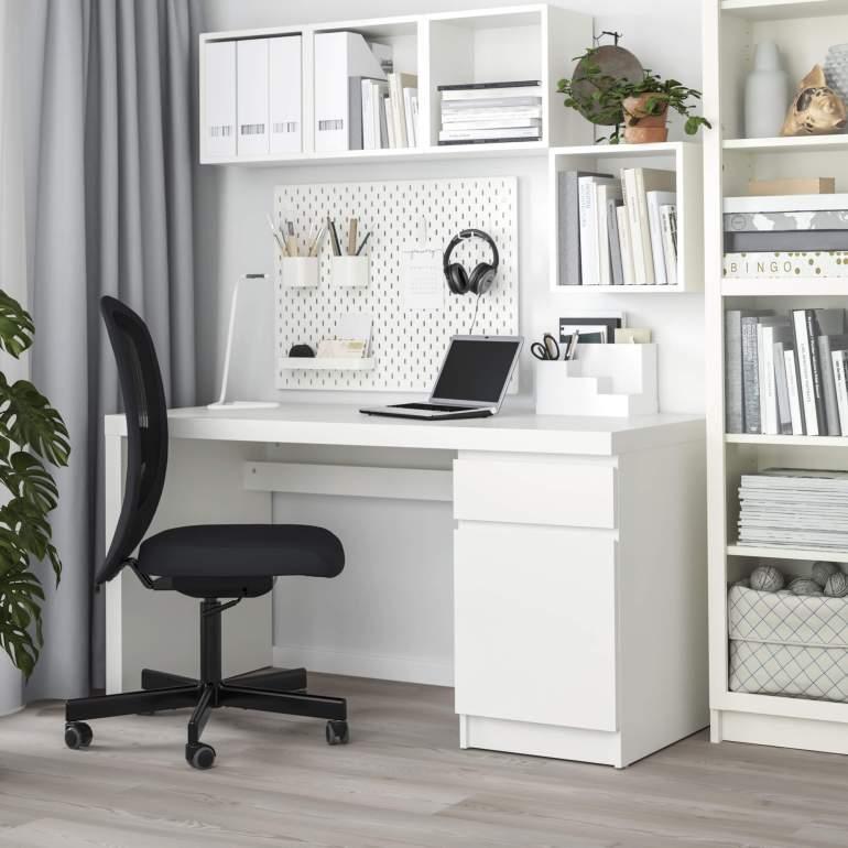ไอเดียจัดพื้นที่ทำงานในบ้านให้ Work From Home แบบมีประสิทธิภาพ 21 - IKEA (อิเกีย)