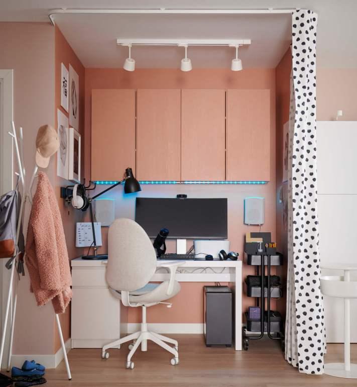 ไอเดียจัดพื้นที่ทำงานในบ้านให้ Work From Home แบบมีประสิทธิภาพ 29 - IKEA (อิเกีย)