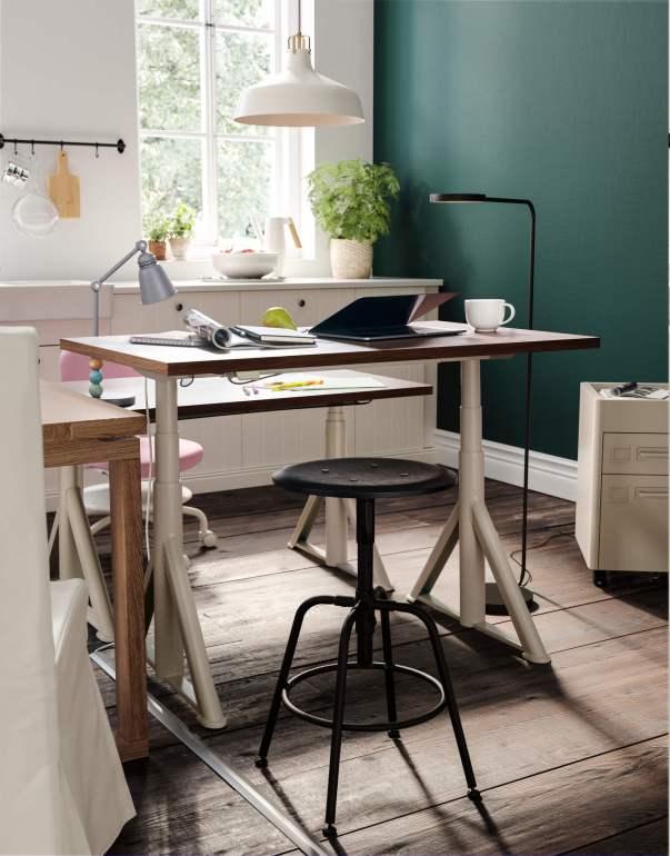 ไอเดียจัดพื้นที่ทำงานในบ้านให้ Work From Home แบบมีประสิทธิภาพ 33 - IKEA (อิเกีย)