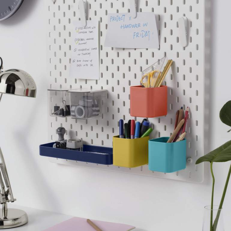 ไอเดียจัดพื้นที่ทำงานในบ้านให้ Work From Home แบบมีประสิทธิภาพ 25 - IKEA (อิเกีย)