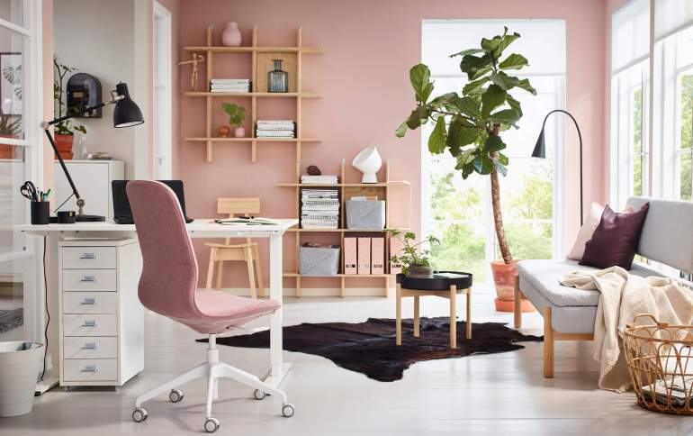 ไอเดียจัดพื้นที่ทำงานในบ้านให้ Work From Home แบบมีประสิทธิภาพ 31 - IKEA (อิเกีย)