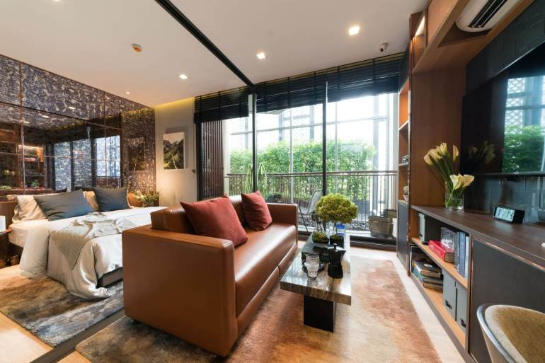 """แสนสิริ ขายคอนโดออนไลน์ รับดีมานด์ลูกค้าช่วง COVID-19 """"Sansiri 24 Online Booking"""" จองคอนโดได้ตลอด 24 ชั่วโมง เริ่มต้น 0.99 ล้าน! จองเพียง 1,999 บาท! ฟรีทอง 1 บาททุกยูนิต! 16 - Condominium"""