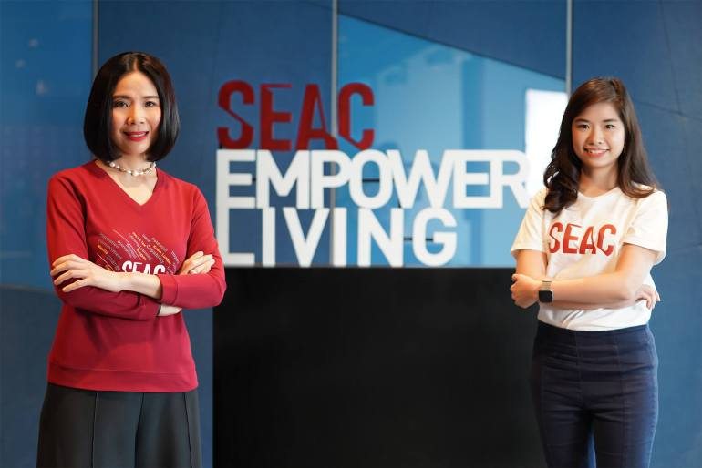 SEAC เร่งเครื่องเปิด Virtual Learning และ Job Survival Pack ชูการเรียนรูบน Digital Platform ให้คนไทยได้เรียนอย่างต่อเนื่องในสถานการณ์ปัจจุบัน ภายใต้พันธกิจใหม่ EMPOWER LIVING 13 -