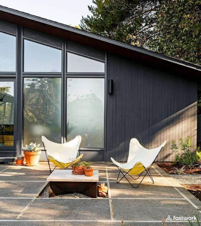 ไอเดียการออกแบบบ้านชั้นเดียวที่เหมาะกับผู้สูงอายุ 18 - Design