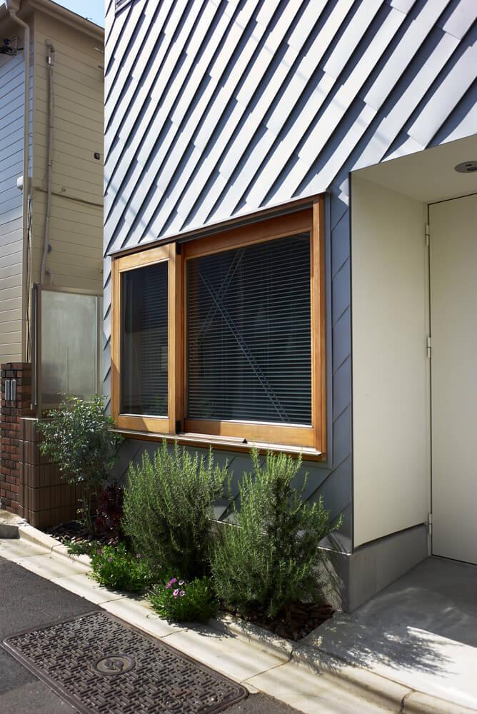 บ้านกล่องนม Milk Carton House ณ Tokyo หน้ากว้างเพียง 3.5 เมตร แต่สเปซภายในครบครัน 22 - Akihide MISHIMA
