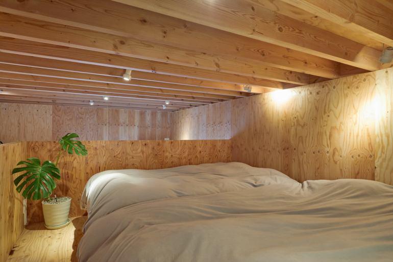 บ้านกล่องนม Milk Carton House ณ Tokyo หน้ากว้างเพียง 3.5 เมตร แต่สเปซภายในครบครัน 39 - Akihide MISHIMA