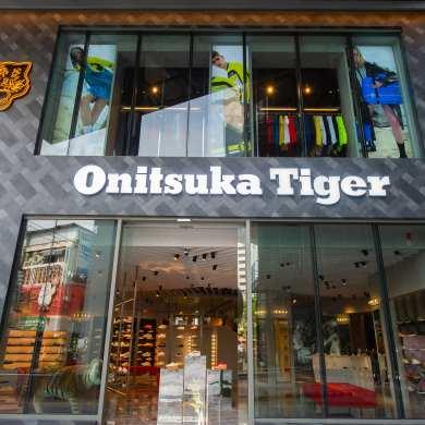 Onitsuka Tiger เปิดตัวแฟล็กชิปสโตร์ที่ใหญ่ที่สุด ณ สยามสแควร์วัน 14 -