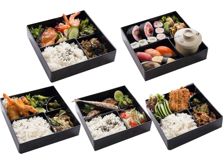 โรงแรมคามิโอ แกรนด์ ระยอง จัดอาหารญี่ปุ่นสไตล์เบนโตะชุดใหญ่มาเสิร์ฟถึงบ้านคุณ 13 -