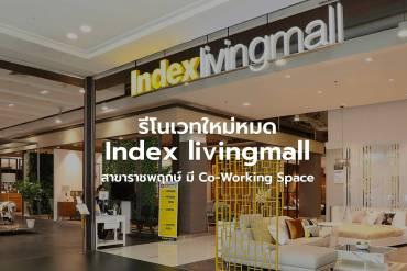 'อินเด็กซ์ ลิฟวิ่งมอลล์' สาขาราชพฤกษ์ ปรับโฉมใหม่หมด ชูแนวคิดปั้นแฟลกชิพสโตร์ 'ครบที่สุด ดีที่สุด ใหญ่ที่สุดเรื่องบ้าน' ใน กทม.โซนตะวันตก 15 - Index Living Mall (อินเด็กซ์ ลิฟวิ่งมอลล์)
