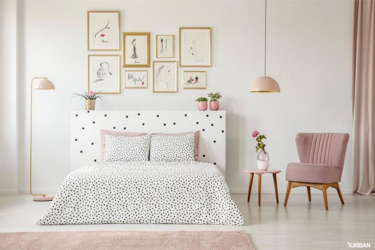 ไอเดียการแต่งห้องนอนให้มีสีสันเบาๆ ด้วยโทนสีพาสเทล Pastel 20 - Design