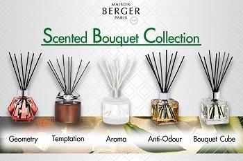 เมซอง แบร์เช่ ปารีส แนะนำผลิตภัณฑ์ก้านกระจายความหอม (Scented Bouquet) สร้างบรรยากาศให้บ้านหอมสดชื่นพร้อมคุณสมบัติที่หลากหลาย 16 -