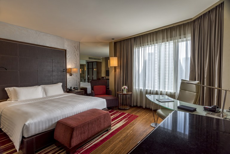 ขยายเวลาซื้อก่อนวางแผนพักผ่อนทีหลัง ที่โรงแรมพูลแมน กรุงเทพฯ แกรนด์ สุขุมวิท 13 -