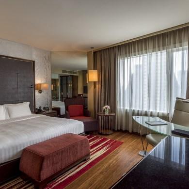 ขยายเวลาซื้อก่อนวางแผนพักผ่อนทีหลัง ที่โรงแรมพูลแมน กรุงเทพฯ แกรนด์ สุขุมวิท 18 -