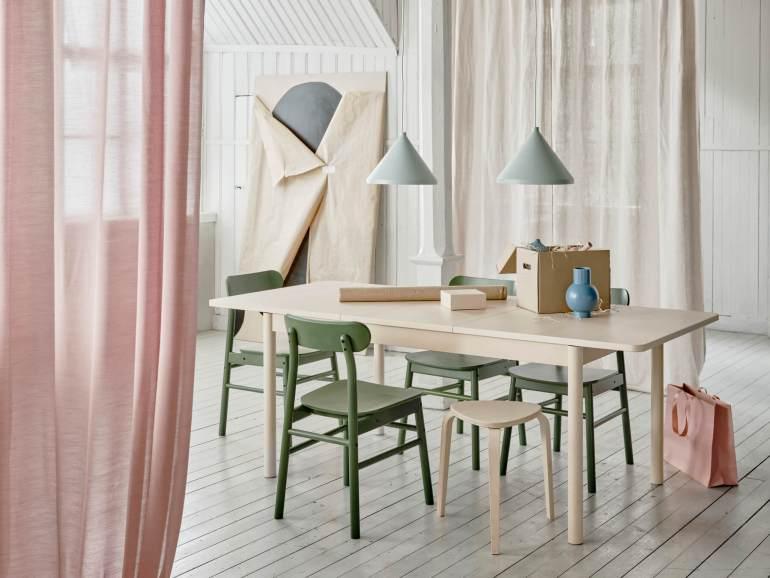 แต่งบ้านโทนสีพาสเทล สไตล์สแกนดิเนเวียน ด้วยคอลเล็คชั่นใหม่จากอิเกีย เฟอร์นิเจอร์ที่เป็นได้มากกว่า ปรับได้ตามความต้องการ 15 - IKEA (อิเกีย)