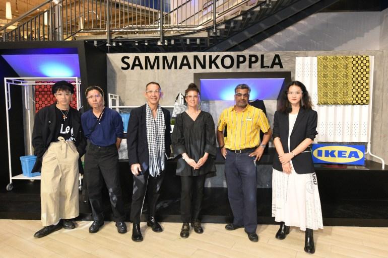 """อิเกีย x เกรฮาวด์ เปิดตัวคอลเล็คชั่นพิเศษ """"SAMMANKOPPLA/ซัมมันคอปล่า"""" จากกรุงเทพฯ สู่ทั่วโลก 14 - Greyhound"""