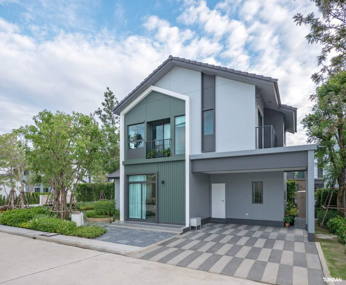 รีวิว อณาสิริ ชัยพฤกษ์-วงแหวน เมื่อแสนสิริออกแบบบ้านใหม่ Feel Just Right ใช้งานได้ลงตัว 70 - Anasiri
