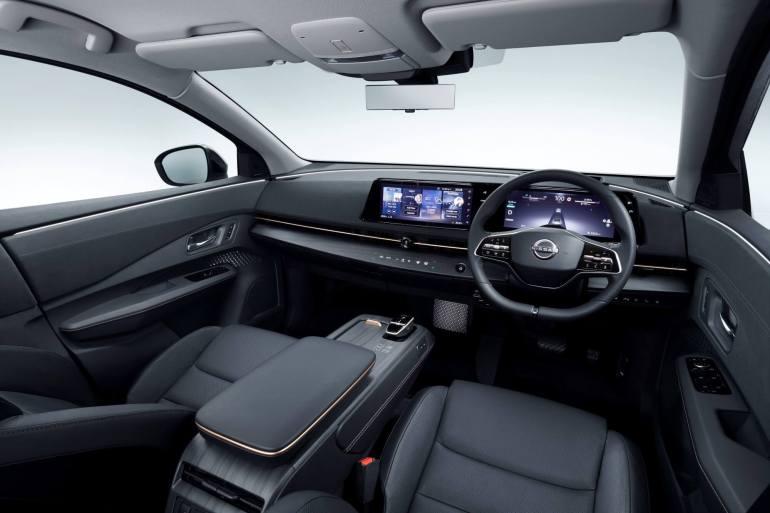 Nissan Ariya นิสสัน อริยะ ครอสโอเวอร์รถไฟฟ้า 100% พลิกมาตรฐานรถไฟฟ้าญี่ปุ่น 2021 21 - Nissan