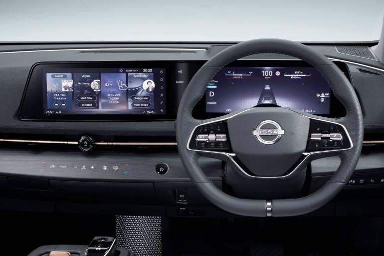 Nissan Ariya นิสสัน อริยะ ครอสโอเวอร์รถไฟฟ้า 100% พลิกมาตรฐานรถไฟฟ้าญี่ปุ่น 2021 20 - Nissan