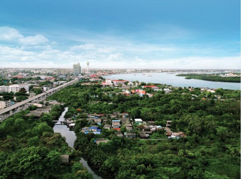 รีวิว The Trust @Erawan คอนโดวิวแม่น้ำ / 1 ก้าวถึง BTS / 700 เมตรทางด่วน / ส่วนกลางใหญ่ 21 - Premium