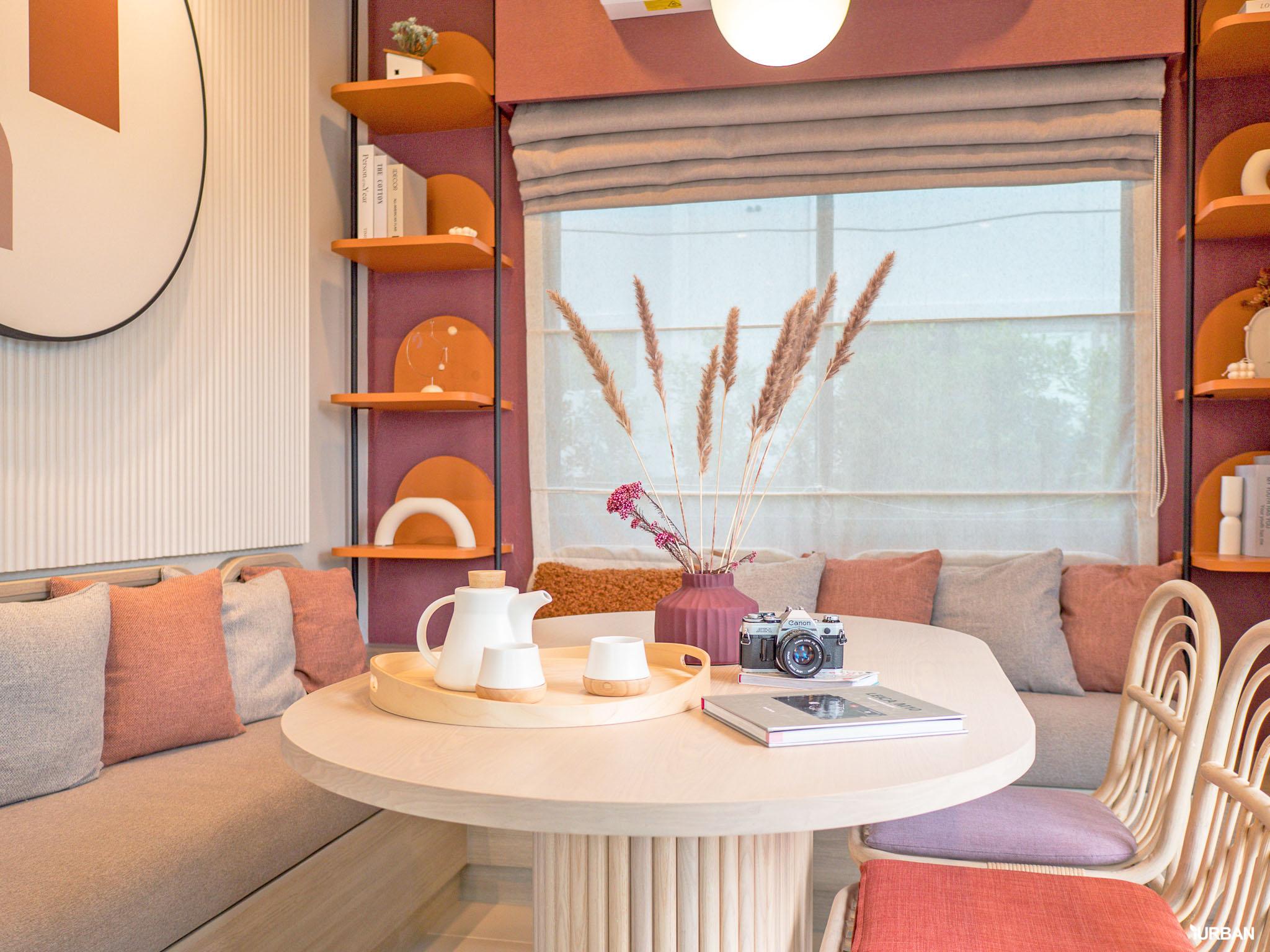 รีวิว อณาสิริ ชัยพฤกษ์-วงแหวน เมื่อแสนสิริออกแบบบ้านใหม่ Feel Just Right ใช้งานได้ลงตัว 33 - Anasiri