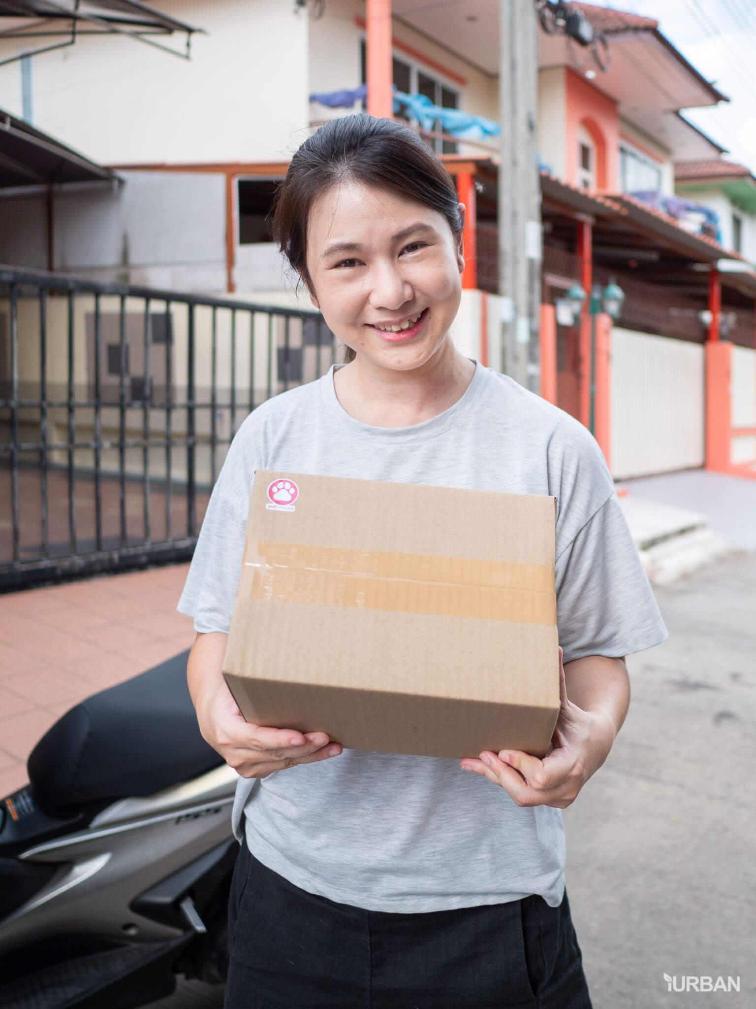รีวิว GrabExpress อัปเกรดร้านค้าให้ส่งด่วนใน 40 นาที* ตามได้แบบ Real-time เริ่มแค่ ฿40 29 - delivery