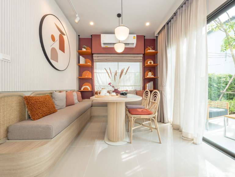 รีวิว อณาสิริ ชัยพฤกษ์-วงแหวน เมื่อแสนสิริออกแบบบ้านใหม่ Feel Just Right ใช้งานได้ลงตัว 32 - Anasiri