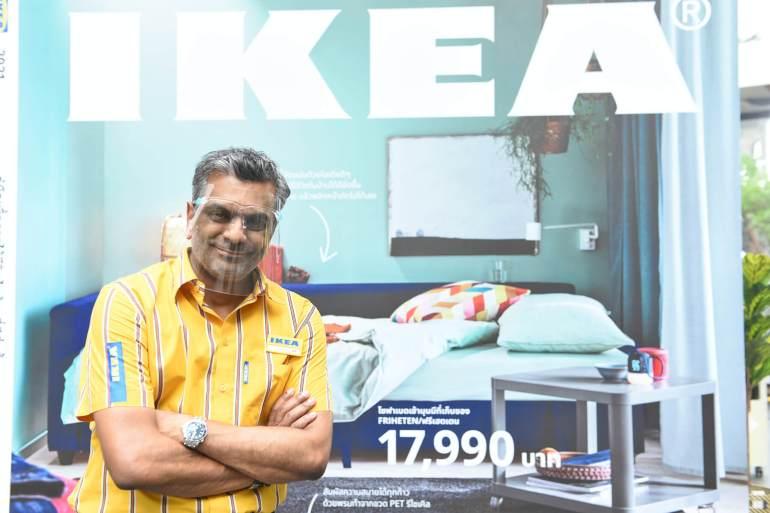 แคตตาล็อกอิเกียเล่มใหม่ เผยแนวคิดพลิกโฉมบ้านพื้นที่จำกัดสู่โซลูชั่นจัดการพื้นที่อัจฉริยะ 15 - IKEA