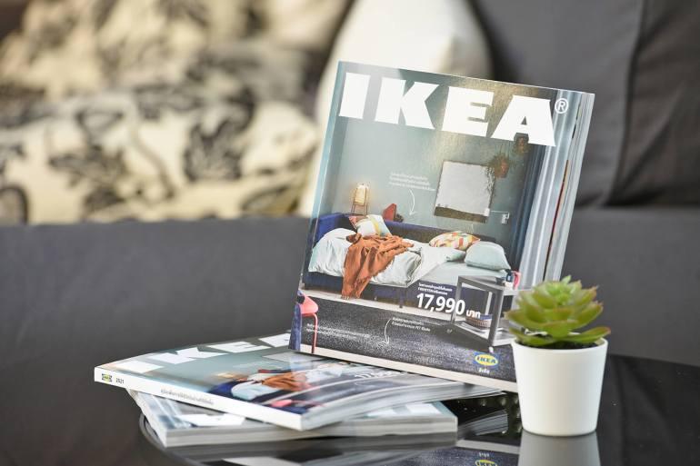 แคตตาล็อกอิเกียเล่มใหม่ เผยแนวคิดพลิกโฉมบ้านพื้นที่จำกัดสู่โซลูชั่นจัดการพื้นที่อัจฉริยะ 19 - IKEA