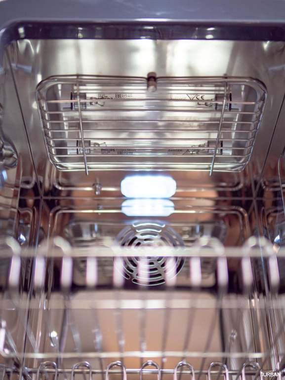 รีวิวเครื่องอบ UV ฆ่าเชื้อโรคอเนกประสงค์ของ Vita-Health UVC ขวดนม หน้ากากแปรงแต่งหน้า ฆ่าได้หมด 27 - clean