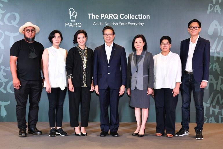 เปิดตัว The PARQ Collection งานศิลปะร่วมสมัยจากศิลปินชั้นนำที่ยกระดับคุณภาพชีวิต 14 - The PARQ