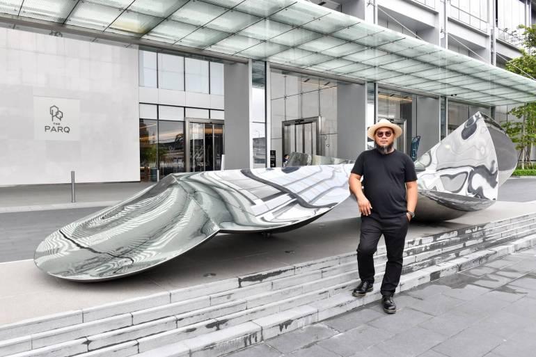 เปิดตัว The PARQ Collection งานศิลปะร่วมสมัยจากศิลปินชั้นนำที่ยกระดับคุณภาพชีวิต 20 - The PARQ