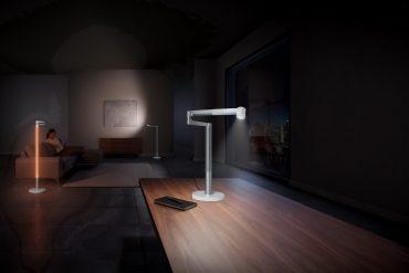 Dyson Lightcycle Morph โคมไฟอัจฉริยะอเนกประสงค์ IoT ใช้งานได้ 4 รูปแบบ 4 - IDEO Condo