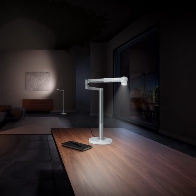 Dyson Lightcycle Morph โคมไฟอัจฉริยะอเนกประสงค์ IoT ใช้งานได้ 4 รูปแบบ 15 - DYSON
