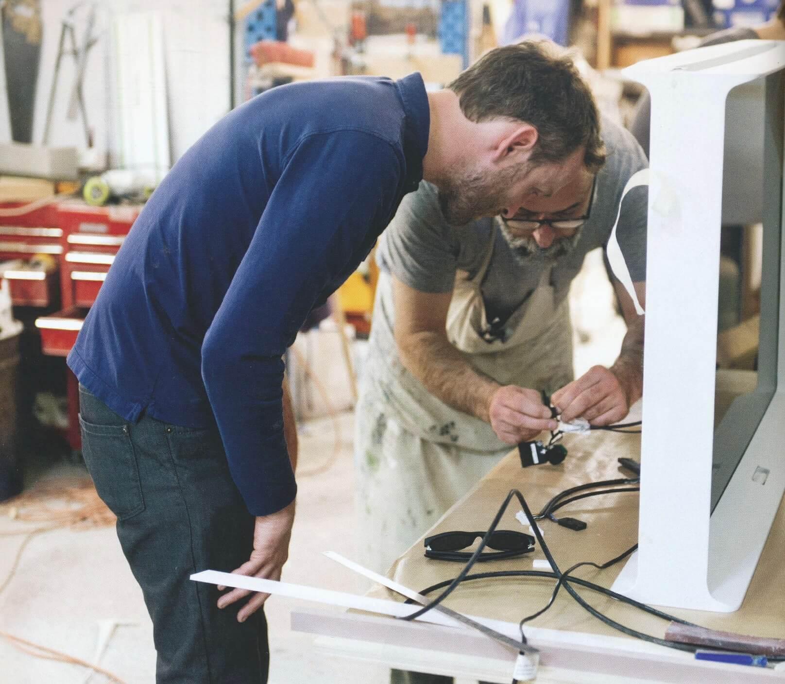 รีวิว 3 ทีวีที่สวยที่สุดเจนเนอเรชั่นนี้ The Frame The Serif และ The Sero 57 - decor