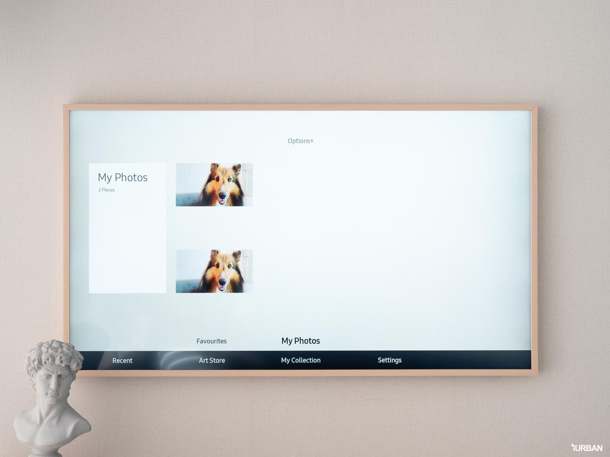 รีวิว 3 ทีวีที่สวยที่สุดเจนเนอเรชั่นนี้ The Frame The Serif และ The Sero 40 - decor
