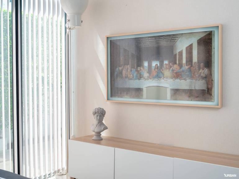 รีวิว 3 ทีวีที่สวยที่สุดเจนเนอเรชั่นนี้ The Frame The Serif และ The Sero 37 - decor