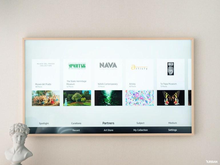 รีวิว 3 ทีวีที่สวยที่สุดเจนเนอเรชั่นนี้ The Frame The Serif และ The Sero 31 - decor