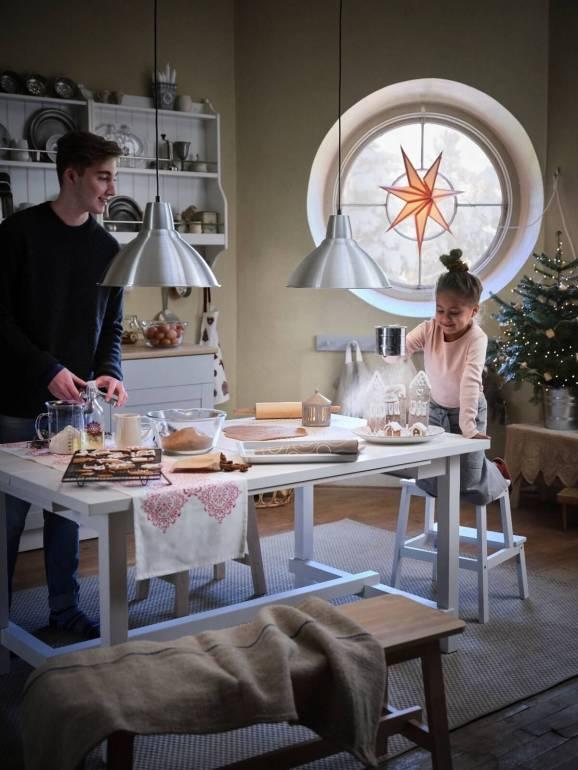เตรียมจัดบ้านต้อนรับเทศกาลแห่งความสุขฉลองส่งท้ายปีเก่าต้อนรับปีใหม่ กับไอเดียที่ทำได้ง่ายๆ จากอิเกีย 24 - IKEA (อิเกีย)