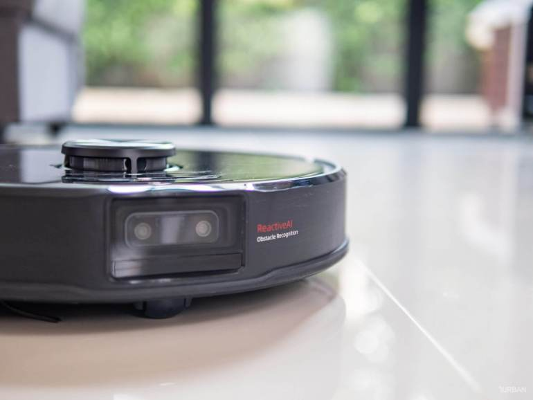 ROBOROCK S6 MAXV รีวิวหุ่นยนต์ดูดฝุ่นตัวท็อปพร้อมกล้อง A.I. ฉลาดขนาดหลบอึหมาได้ 24 - Automatic