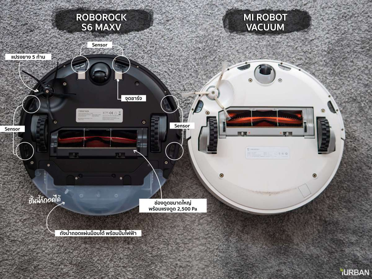 ROBOROCK S6 MAXV รีวิวหุ่นยนต์ดูดฝุ่นตัวท็อปพร้อมกล้อง A.I. ฉลาดขนาดหลบอึหมาได้ 20 - Automatic