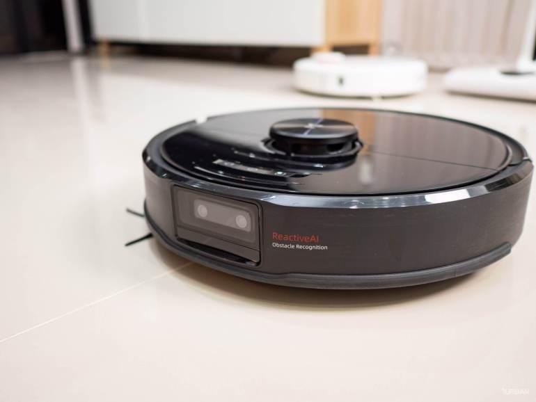 ROBOROCK S6 MAXV รีวิวหุ่นยนต์ดูดฝุ่นตัวท็อปพร้อมกล้อง A.I. ฉลาดขนาดหลบอึหมาได้ 18 - Automatic
