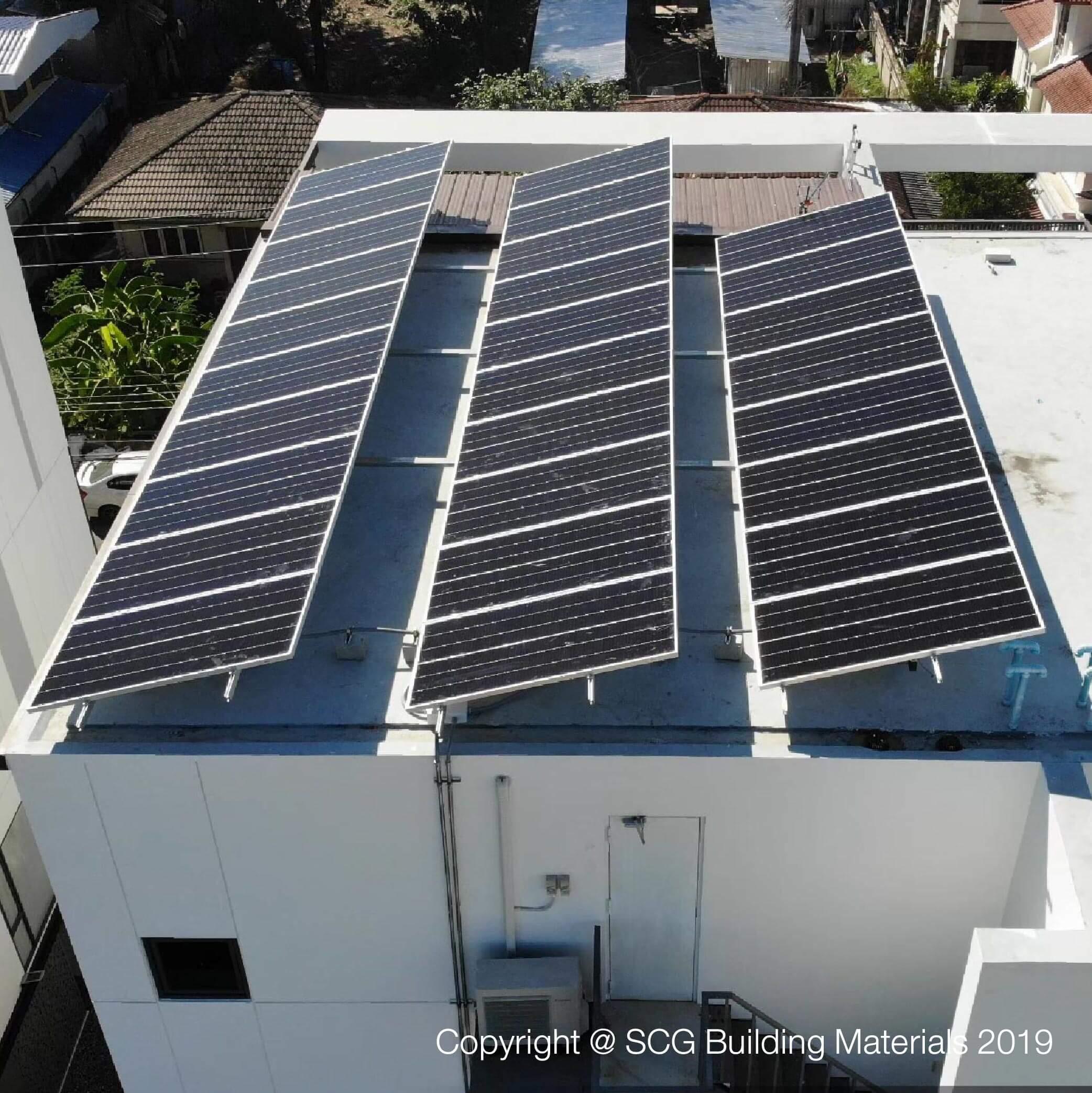 12 จุดเด่นมาพร้อม SCG Solar Roof เมื่อยักษ์ลงสนามไฟฟ้าบ้านพลังงานแสงอาทิตย์ 44 - Premium