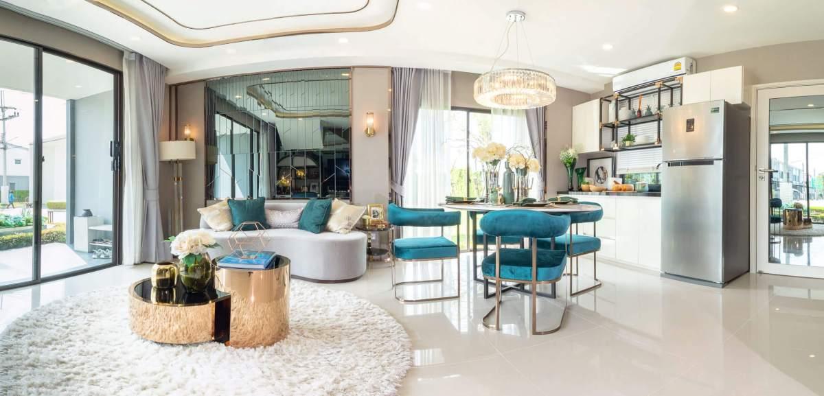 พาชมบ้านจริง PLENO พหลโยธิน-รังสิต ชีวิตทันสมัย ใกล้ฟิวเจอร์พาร์ครังสิต เริ่มแค่ 1.99 ลบ. 53 - AP (Thailand) - เอพี (ไทยแลนด์)
