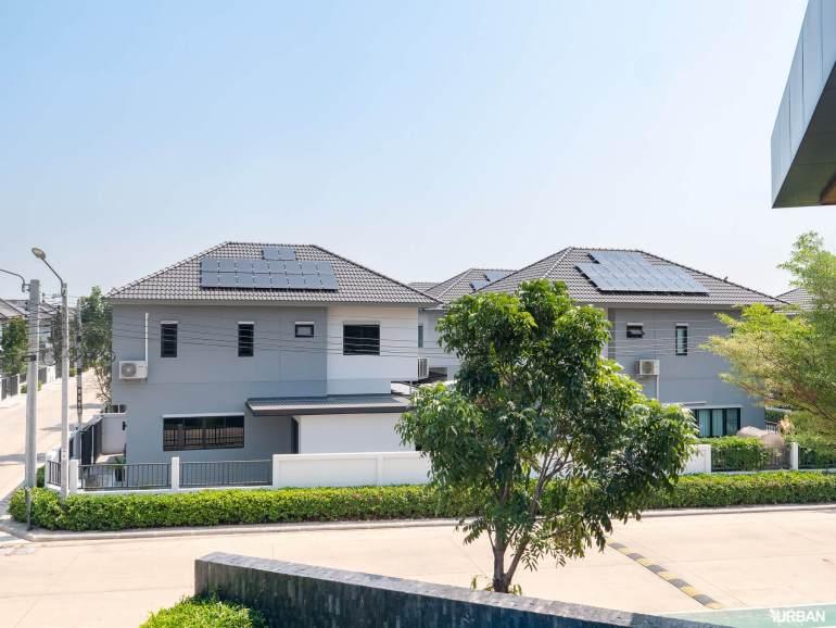 สัมภาษณ์ลูกบ้าน SENA SOLAR บ้านพร้อมกับพลังงานแสงอาทิตย์ที่ SENA Park Ville รามอินทรา-วงแหวน 49 - living