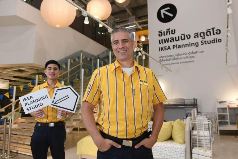 ครั้งแรกในโลก IKEA PLANNING STUDIO ช่วยออกแบบทุกห้องฟรี มีบริการครบจบในที่เดียว 25 - IKEA (อิเกีย)