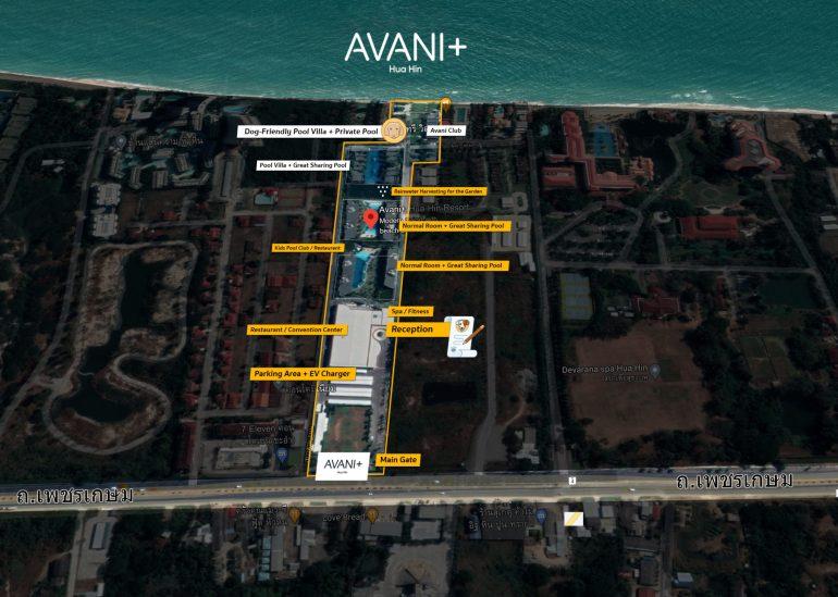รีวิว Avani+ Hua Hin Resort พูลวิลล่าส่วนตัวสุดหรู หนึ่งในรีสอร์ทสุนัขพักได้ที่ดีที่สุดในไทยจากเชนจ์ Minor 25 - Avani