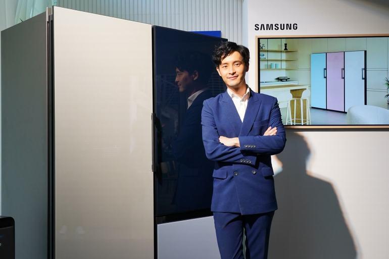 เปิดตัว SAMSUNG BESPOKE ตู้เย็นฉีกกฏดีไซน์ คัสตอมได้ตามสไตล์คุณ 18 - Design