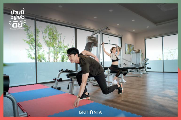 """""""บริทาเนีย"""" เปิดแคมเปญ """"บ้านนี้อยู่แล้วดีย์"""" จัดเต็ม Living Solution ด้วยฟังก์ชันและบริการเสริมใส่ใจสุขภาพ 19 - BRITANIA"""