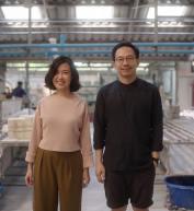 เดชา อรรจนานันท์ และ พลอยพรรณ ธีรชัย IKEA LOKALT Designer จากประเทศไทย