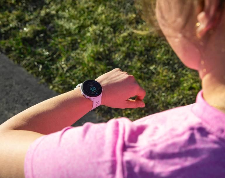 """""""การ์มิน"""" พลิกโฉมนิยามใหม่ของนาฬิกาวิ่ง เปิดตัว """"FORERUNNER 55"""" จีพีเอส สมาร์ทวอทช์ ที่พร้อมสนับสนุนให้การวิ่งเป็นนิวแฮบิท 13 - Garmin"""